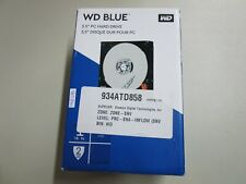 "Western Digital Desktop Mainstream 1TB, Internal, 7200 RPM, 3.5"" (WDBH2D0010HNC)"