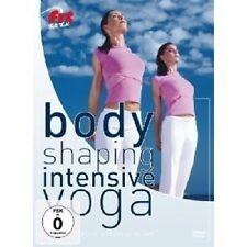 BODY SHAPING: INTENSIVE YOGA - FIT FOR FUN  DVD NEU