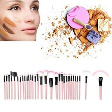 Glow 24 Pcs Professional Make up Brushes Set in a Cosmetic Case Makeup Kit