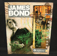 James Bond 007 Ian Fleming Octopussy Strip Collection Titan Books (Vf/Nm) 1988