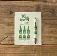 Midori Traveler's Notebook Taiwan Caravan Beer Brass Ball Point Pen (USA SELLER)