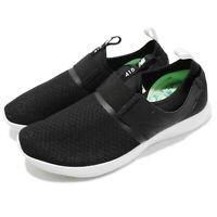 New Balance WL415SK D Wide Black White Women Slip On Running Shoes WL415SKD