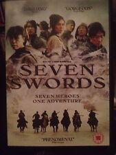 Seven Swords (DVD, 2006, 2-Disc Set)