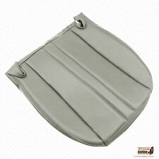 2003 2004  2005 2006 Chevy Express 1500 2500 Driver Bottom Vinyl Seat Cover Gray