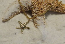 Sea Star Ocean Beach Summer Anklet Starfish Ankle Bracelet Gold or Silver Plate