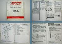 Mariner Mercury 30 40 Jet 40 50 55 60 ELPTO ELO Werkstatthandbuch ab 1997