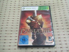Fable III Limited Collector´s Edition für XBOX 360 XBOX360