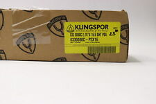 25 Pk Klingspor Sheet Psa Long Board File Ps33 80 Grit C 275x 165