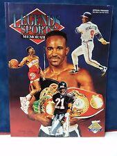 1992 Deion Sanders and Evander Holyfield Legends Sports Memorabilia