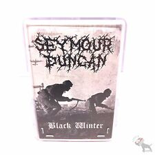 Seymour Duncan Black Winter High Output Humbucker Bridge Pickup Black 11102-91-B