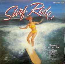 ART PEPPER : SURF RIDE CD JAPANESE MINI-LP REPLICA CARDBOARD HOLDER GREAT JAZZ!!