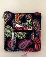 NWT Vera Bradley Twilight Paisley Hipster Crossbody Bag