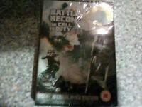 Battle Recon The Call Of Duty (action / world war 2) NEW & SEALED UK DVD FREE PP