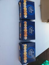 Carr's Selection Carton Biscuits, 200 gx 3 boxes damaged* bb24th april 2021