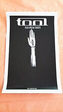 TOOL 11x 17 tour promo concert poster band tickets