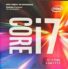 Desktop CPU Intel ☛ Kaby Lake ☛ i7-7700 LGA1151 ☛ TDP 65W ☛ Box with Fan ✔