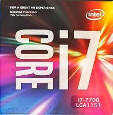CPU desktop Intel ☛ Kaby Lake ☛ i7-7700 lga1151 ☛ TDP 65w ☛ box with fan ✔