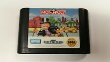 Monopoly (Sega Genesis) SGEN