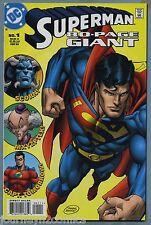 Superman: 80-Page Giant #1 1999 Mr. Mxyzptlk Captain Tomorrow Scorn Nelson DC