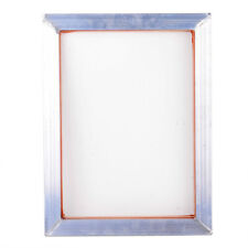 A3 Screen Printing Aluminum Print Frame with White 43T Silk Print Polyester Mesh