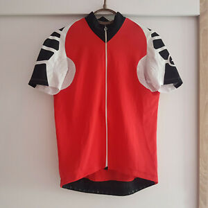 ASSOS SS. Uno S7 Full Zip Cycling Jersey Size XL