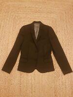 ZADIG & VOLTAIRE Jacket Black Size 36 (size UK 8)