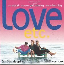 LOVE, ETC... (BOF) - BOF (CD)