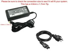 Hp Compaq Laptop Charger Ac Adapter 65W 18.5V 3.5A 381090-001 Yellow Tip