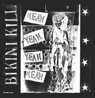 BIKINI KILL YEAH YEAH YEAH VINYL LP BIKINI KILL RECORDS 2016 NEW SEALED
