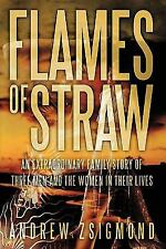 Flames of Straw : An extraordinary family story of three men and the Women in...