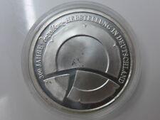 10 EURO BRD 300 Jahre Porzellan Herstellung 2010 Silbermünze Silver Coin Silber