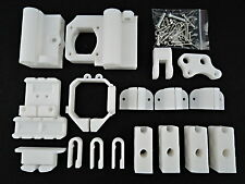 3D Printer Plastic Printed Part Frame Kit for MK8 Extuder Reprap Mendal Prusa i3