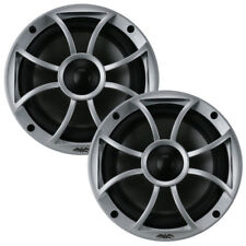 """Wet Sounds RECON 6-S RGB  6-1/2"""" Marine Audio Coaxial Speakers w/ LED Lighting"""