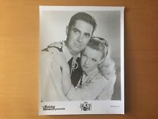 RARE HOLLYWOOD Tyrone Power in The Black Rose 20th Century Fox Publicity Photo