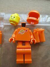 NEW LEGO 'CLASSIC SPACE' ORANGE Spaceman figure exclusive minifig minifigure