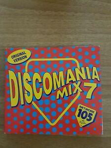 CD DISCOMANIA MIX 7