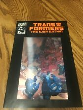IDW Transformers The War Within #1
