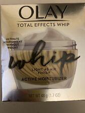 Olay Total Effects Whip Light As Air Finish Active Moisturizer 1.7oz NIB