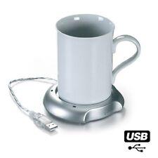 Chauffe tasse USB + HUB 4 USB - Permet chauffer mug tasse de café / thé