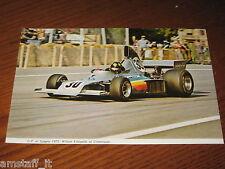 (39)*=G.P. F.1 SPAGNA 1975 WILSON FITTIPALDI COPERSUCAR=RITAGLIO=CLIPPING==FOTO=