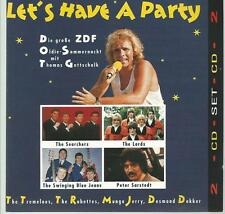 LET'S HAVE A PARTY 2CD:DIE BLAUE/TREMELOES FORTUNES EQUALS CHRISTIE LORDS TROGGS