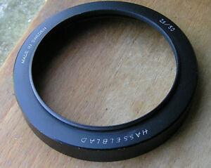 orginal Hasselblad 50mm F2.8 Distagon  screw in lens hood 86mm