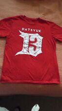"Datsyuk Redwing ""D"" NHL Hockey 13 T-shirt"