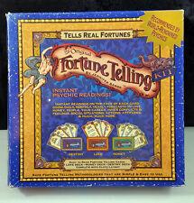 The Original Fortune Telling Board Game Jennifer Sands Vtg 1996 missing 2 cards