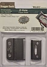 Wahl 2161 Blade for Cordless Magic Clip Stagger tooth Crunch Blade Technology