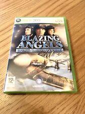 Blazing Angels: Squadrons of WWII Xbox 360 Brand New Sealed. U.K. Pal.
