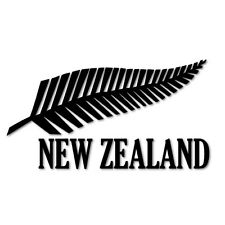 NEW ZEALAND FERN Sticker NZ Kiwi Car Fern Decal