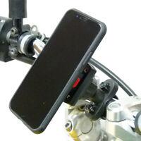 TiGRA MountCase & Metal Bike Motorcycle Handlebar Mount for iPhone XS MAX