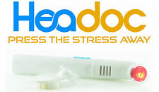 Headoc Migraine Headache Relief Ease Pain Massager Negative Ions Phototherapy