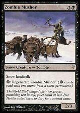 Zombie Musher x4 EX/NM Coldsnap MTG Magic Cards Black Common